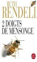 HACH-BEL 2 DOIGTS DE MESONGE - RENDELL, R. cena od 202 Kč