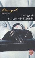 HACH-BEL MAIGRET ET LES VIEILLARDS - SIMENON, G. cena od 161 Kč