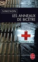 HACH-BEL LES ANNEAUX DE BICETRE - SIMENON, G. cena od 158 Kč
