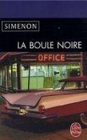 HACH-BEL LA BOULE NOIRE - SIMENON, G. cena od 145 Kč