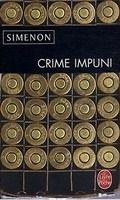 HACH-BEL CRIME IMPUNI - SIMENON, G. cena od 147 Kč