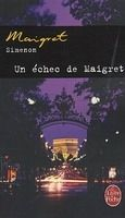 HACH-BEL UN ECHEC DE MAIGRET - SIMENON, G. cena od 135 Kč