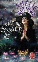 HACH-BEL LE FAIT DU PRINCE - NOTHOMB, A. cena od 142 Kč