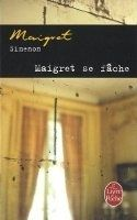 HACH-BEL MAIGRET SE FACHE - SIMENON, G. cena od 135 Kč