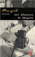 HACH-BEL LES MEMOIRS DE MAIGRET - SIMENON, G. cena od 166 Kč