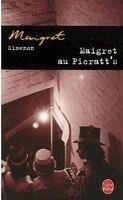 HACH-BEL MAIGRET AU PICRATT´S - SIMENON, G. cena od 168 Kč