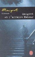 HACH-BEL MAIGRET ET L´AFFAIRE NAHOUR - SIMENON, G. cena od 135 Kč