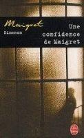 HACH-BEL UNE CONFIDENCE DE MAIGRET - SIMENON, G. cena od 145 Kč