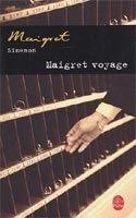 HACH-BEL MAIGRET VOYAGE - SIMENON, G. cena od 147 Kč