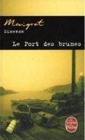HACH-BEL LE PORT DES BRUMES - SIMENON, G. cena od 158 Kč