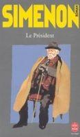 HACH-BEL LE PRESIDENT - SIMENON, G. cena od 179 Kč