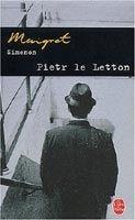 HACH-BEL PIETR LE LETTON - SIMENON, G. cena od 176 Kč