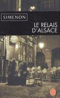 HACH-BEL LE RELAIS D´ALSACE - SIMENON, G. cena od 158 Kč