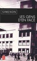 HACH-BEL LES GENS D´EN FACE - SIMENON, G. cena od 158 Kč