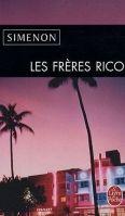 HACH-BEL LES FRERES RICO - SIMENON, G. cena od 158 Kč