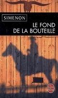 HACH-BEL LE FOND DE LA BOUTEILLE - SIMENON, G. cena od 154 Kč