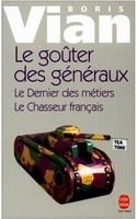 HACH-BEL LE GOUTER DES GENERAUX - VIAN, B. cena od 210 Kč