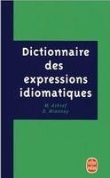 HACH-FLE DICTIONNAIRE DES EXPRESSIONS IDIOMATIQUES - ASHRAF, M., MIAN... cena od 207 Kč