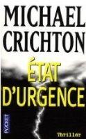 Interforum Editis ETAT D´URGENCE - CRICHTON, M. cena od 265 Kč