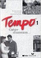 Hatier Didier TEMPO 1 CAHIER D´EXERCICES - BERARD, E., CANIER, Y., LAVENNE... cena od 231 Kč