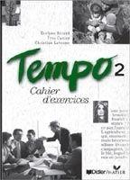 Hatier Didier TEMPO 2 CAHIER D´EXERCICES - BERARD, E., CANIER, Y., LAVENNE... cena od 241 Kč