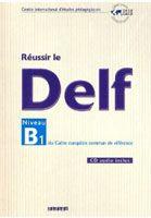 Hatier Didier REUSSIR LE DELF NIVEAU B1 - DAYEZ, Y., CHEVALLIER, WIXLER, D... cena od 225 Kč