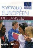 Hatier Didier PORTFOLIO EUROPÉEN DES LANGUES 15 ANS ET + - CONSEIL DE L´EU... cena od 77 Kč