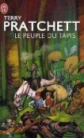 Flammarion LE PEUPLE DU TAPIS - Pratchett Terry cena od 173 Kč