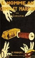 HACH-BEL L´HOMME AU COMPLET MARRON - CHRISTIE, A. cena od 161 Kč