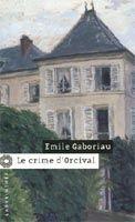 HACH-BEL LE CRIME D´ORCIVAL - GABORIAU, E. cena od 299 Kč