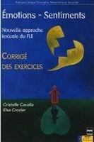 PUG EMOTIONS-SENTIMENTS Corrigés - CAVALLA, C., CROZIER, E cena od 164 Kč