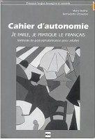 PUG JE PARLE, JE PRATIQUE Cahier d´autonomie - BARTHE, M., CHOVE... cena od 150 Kč