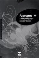 PUG A PROPOS A1 PROFESSEUR - ANDANT, Ch., METTON, C., NUGUE, F. cena od 554 Kč