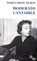 Volumen MODERATO CANTABILE - DURAS, M. cena od 166 Kč