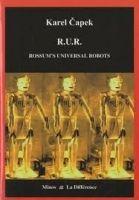 Volumen R.U.R. ROSSUM´S UNIVERSAL ROBOTS - ČAPEK, K. cena od 259 Kč