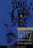 HACH-BEL ET LA NUIT SEULE ENTENDIT - BESSON, P. cena od 95 Kč