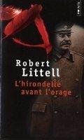 Volumen L´HIRONDELLE AVANT L´ORAGE - LITTELL, R. cena od 220 Kč