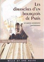 HACH-BEL LES DIMANCHES D´UN BOURGEOIS - MAUPASSANT, G. de cena od 87 Kč
