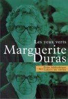 Volumen LES YEUX VERTS - DURAS, M. cena od 295 Kč