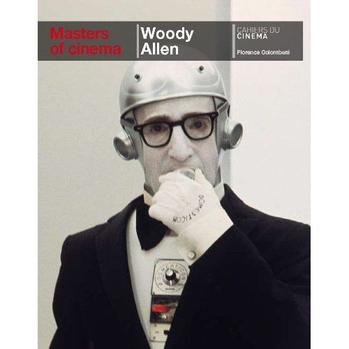 Phaidon Press Ltd MASTERS OF CINEMA: WOODY ALLEN - COLOMBANI, F. cena od 177 Kč