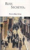 Volumen RUES SECRETS - MAC ORLAN, cena od 253 Kč