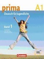 Cornelsen Verlagskontor GmbH PRIMA A1/1 SCHULERBUCH - JIN, F., ROHRMANN, L., ZBRANKOVÁ, M... cena od 243 Kč