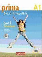 Cornelsen Verlagskontor GmbH PRIMA A1/1 ARBEITSBUCH MIT CD - JIN, F., ROHRMANN, L., ZBRAN... cena od 201 Kč
