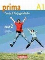 Cornelsen Verlagskontor GmbH PRIMA A1/2 SCHULERBUCH - JIN, F., ROHRMANN, L., ZBRANKOVÁ, M... cena od 256 Kč