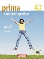 Cornelsen Verlagskontor GmbH PRIMA A2/3 SCHULERBUCH - JIN, F., ROHRMANN, L., ZBRANKOVÁ, M... cena od 243 Kč