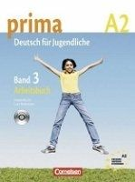 Cornelsen Verlagskontor GmbH PRIMA A2/3 ARBEITSBUCH MIT CD - JIN, F., ROHRMANN, L., ZBRAN... cena od 201 Kč