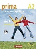 Cornelsen Verlagskontor GmbH PRIMA A2/4 ARBEITSBUCH MIT CD - JIN, F., ROHRMANN, L., ZBRAN... cena od 201 Kč