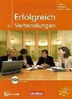 Cornelsen Verlagskontor GmbH ERFOLGREICH IN VERHANDLUNGEN - EISMANN, V. cena od 368 Kč