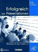Cornelsen Verlagskontor GmbH ERFOLGREICH BEI PRÄSENTATIONEN LEHRERHANDREICHUNGEN - EISMAN... cena od 90 Kč