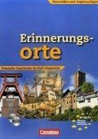 Cornelsen Verlagskontor GmbH ERINNERUNGSORTE + CD - SCHMIDT, K., SCHMIDT, S. cena od 661 Kč